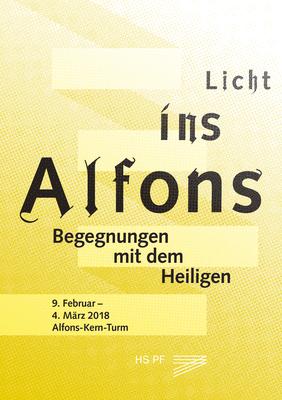 Alfons ins Licht