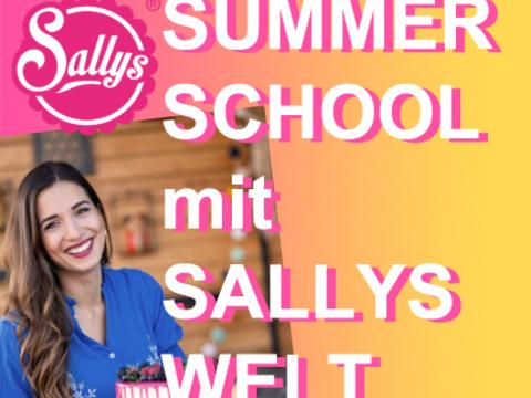 Summer School mit Sallys Welt